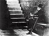 Artland Qualitätsbilder I Alu Dibond Bilder Alu Art 80 x 60 cm Film TV Stars Foto Schwarz Weiß B9JV Charlie Chaplin Lichter der Großstadt 1931