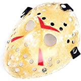 bei wang Festival de Jason Delicada máscara de hockey Freddy Jason Voorhees de Rubie Máscara de