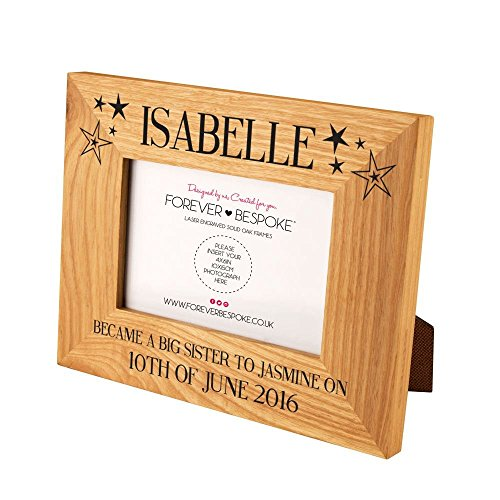 personalised-became-a-big-sister-oak-photo-frame-new-sister-unique-gifts-new-baby-presents