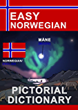 Easy Norwegian - Pictorial Dictionary (English Edition)