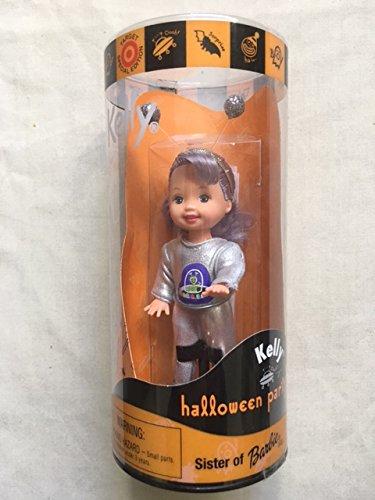 Barbie Kelly Halloween Party Kelly als Alien Puppe (Halloween Und Barbie Kelly)