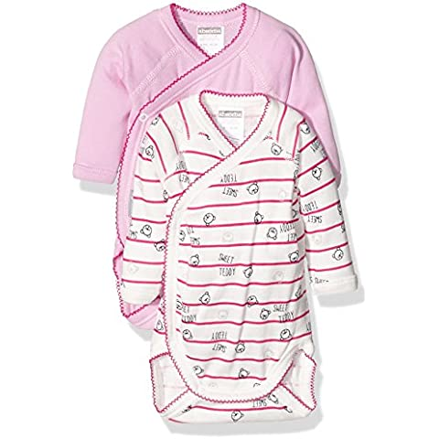 Absorba Underwear Ope Miss Doudou-Body para bebés (set de 2)