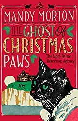 The Ghost of Christmas Paws (The No. 2 Feline Detective Series)