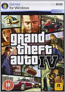 Grand Theft Auto IV [UK-Import] (B001EO74NW)   Amazon Products