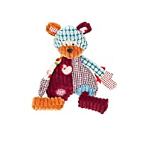 Mousehouse Gifts Cute Stuffed Animal Teddy Bear Soft Toy Suitable for Baby Boy or Girl From Birth 43 cm