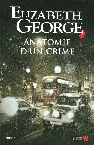 Anatomie d'un crime : roman