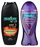 Palmolive His and Her Body Wash Combo, 500ml