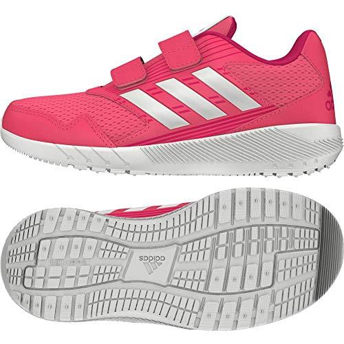 adidas Unisex-Kinder Altarun Cloudfoam Fitnessschuhe, Pink (Rosrea/Ftwbla/Bayint 000), 30 EU