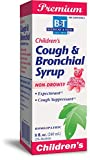 Boericke & Tafel, Children's Cough & Bronchial Syrup Review and Comparison