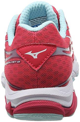 Wave Multicolore Chaussures w De Mizuno Catalizzatore Rosa 2 02 Bianco Esecuzione Femme paradiso gawdAxq