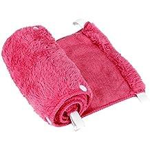 Malloom® Cálido Soft Cover WC Tapa Funda de Inodoro protector closestool Aseo Pad Baño (rosa fuerte)