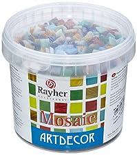 Bastelmaterialien von A-Z - hier werden kreative Bastelkünstler garantiert fündig!Mosaik war bereits in der Antike eine bekannte und beliebte Dekorationstechnik, die bis heute nichts ihrer ursprünglichen Faszination eingebüßt hat. Das Arbeiten mit un...