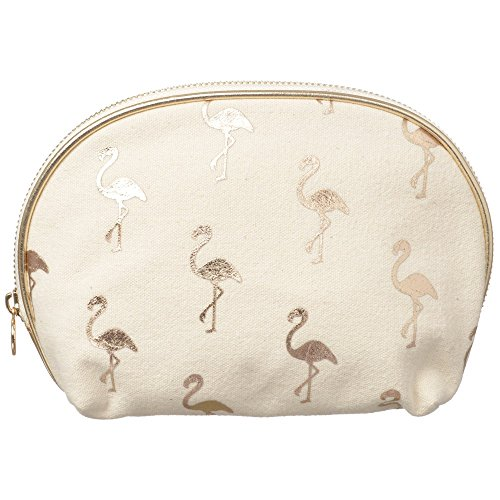La chaise longue, trousse de toilette flamant rose