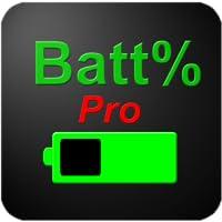 Batterie Prozentuale Pro