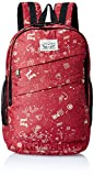 #6: Levi's Fabric Fabric 32 cms Maroon backpack (38004-0067)