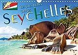 Seychelles - Les plus belles plages, Soleil, mer et sable - (Calendrier mural 2020 DIN A4 horizontal): Soleil, mer et sable - Les plus belles plages des Seychelles - (Calendrier mensuel, 14 Pages) - Max Steinwald