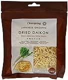 Clearspring Japanese Organic Dried Daikon White Radish 40g - Pack of 3