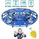 Mini Drônes pour enfants et adultes, Mini UFO Quadcopter Drone de Poche Mouvement Main contrôlée Drone Flying Jouets, Avion Interactive Infrarouge Induction Hélicoptère, cadeaux pour garçons et filles