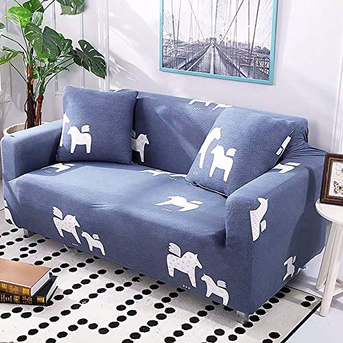 LUNANA Funda para sofá elástica