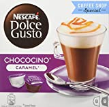 Nescafé Dolce Gusto Chococino Caramel, Pack of 3 (Total...