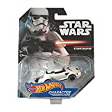 Hot Wheels Stormtrooper Character cars Star Wars 2016