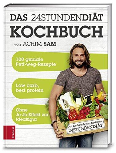 Image of 24STUNDENDIÄT - Das Kochbuch