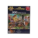 Jumbo - Puzzle Get that Cat! 500 piezas (617277)