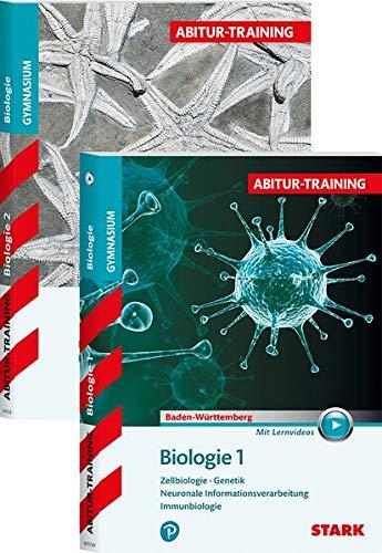 Abitur-Training - Biologie Band 1+2 - BaWü