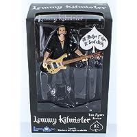 Lemmy Motorhead Kilmeister Rickenbacker Eagle-Statuetta del grande chitarrista