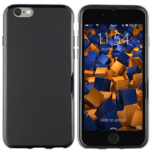 """mumbi Coque de protection pour iPhone 6 (4,7"""") Noir"""