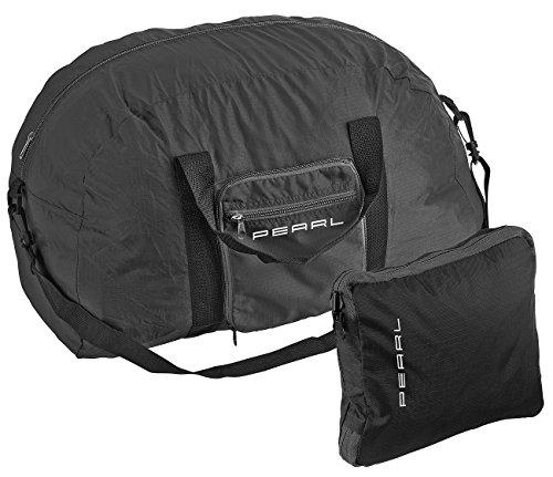 PEARL Falttasche Reise: Leichte Falt-Reisetasche für Handgepäck mit Aufbewahrungstasche, 63 l (Reisetasche faltbar)