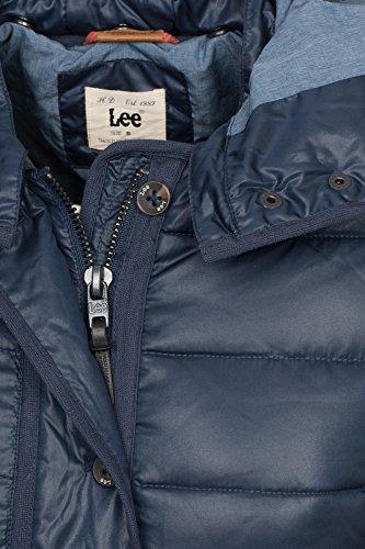 Lee Damen Jacke Puffer Jacket Navy