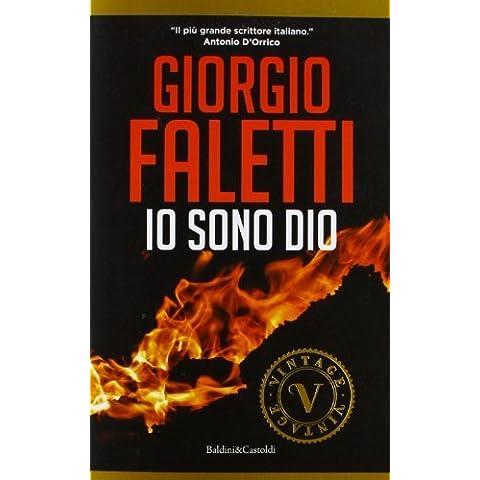 Io sono Dio (Vintage) di Faletti, Giorgio (2013) Tapa blanda