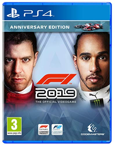 F1 2019 - Anniversary Edition (PS4) (PS4)