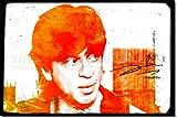 Shahrukh Khan Kunstdruck (mit signierter Autogramm Nachbildung) Hochglanz Poster - Größe: 12 x 8 Inches (30x20cm)