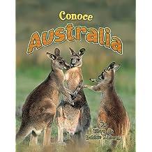 Conoce Australia (Conoce Mi Pais (Paperback)) (Spanish Edition) by Bobbie Kalman (2009-08-01)