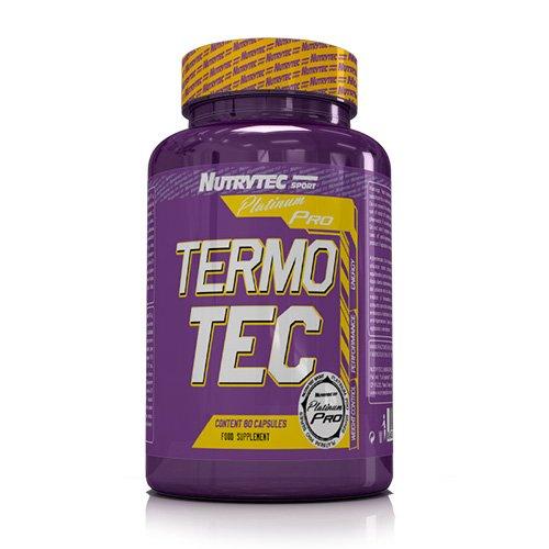 Nutrytec Termotec 80 Caps termogenico diuretico fat burn