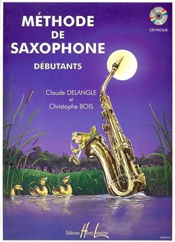 Méthode de saxophone pour