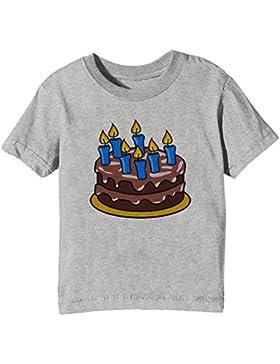 Cumpleaños Pastel Niños Unisexo