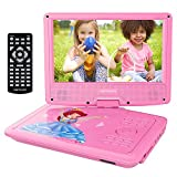 """Best Portable Dvd Players - DBPOWER 9"""" Portable DVD Player for Kids, Swivel Review"""
