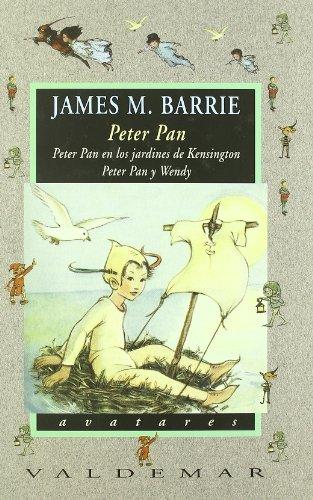 Peter Pan: Peter Pan en los jardines de Kensington  & Peter Pan y Wendy (Avatares)