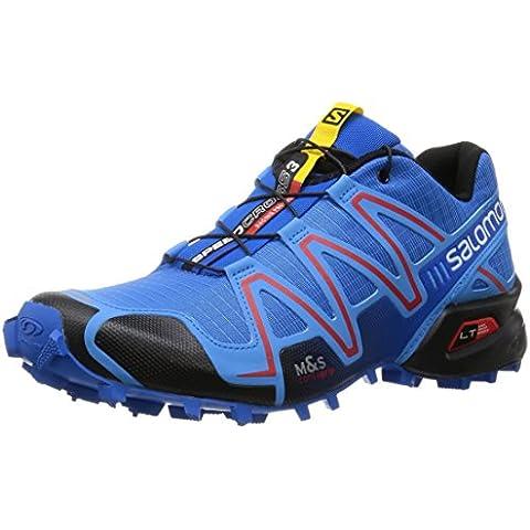 SalomonSpeedcross 3 - Zapatillas de running hombre