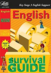 KS3 Survival Guide: English 12-13: English Age 12-13 (Key Stage 3 survival guides)