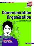 Parcours Interactifs Communication Organisation Tle Bac Pro