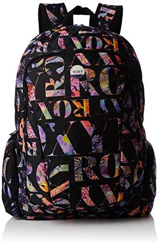Roxy Alright - Sac porté dos femme - Noir (Kvj7) - Taille Unique