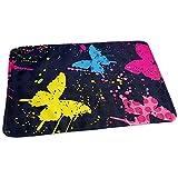 Babydesign Wickelauflage,Abstrakte Schmetterlings-Mode-Druck-Baby-Änderungs-Auflagen Für Jungen Und Mädchen 65cmx80cm