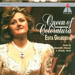 Queen Of Colaratura