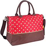 Elifestore bag in bag - 5pcs Baby bag Baby Nappy Changing Bag Set Diaper Bag Brand new Red