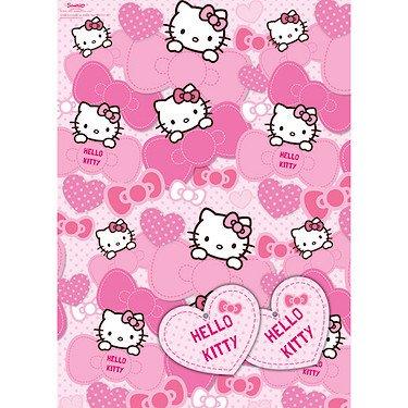 Hello Kitty - Geschenkpapier [UK Import] Hello Kitty Wrap