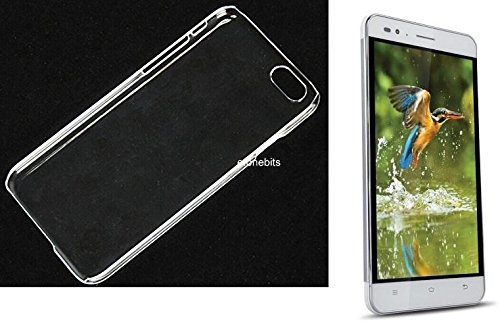 Transparent Premium Soft Silicone Back Case Cover For iBall Andi HD6  available at amazon for Rs.160